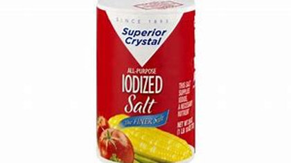 Superior Crystal Salt 26 Oz