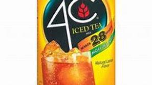 Powdered 4C Iced Tea 28 Qt.
