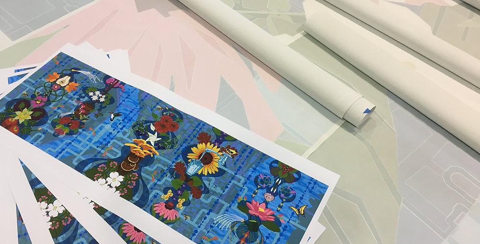 Enhanced Matte Paper Prints
