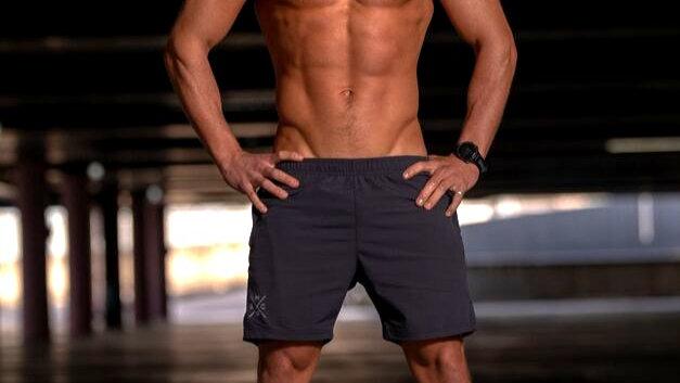 Male 8 Week Strength Training Blitz
