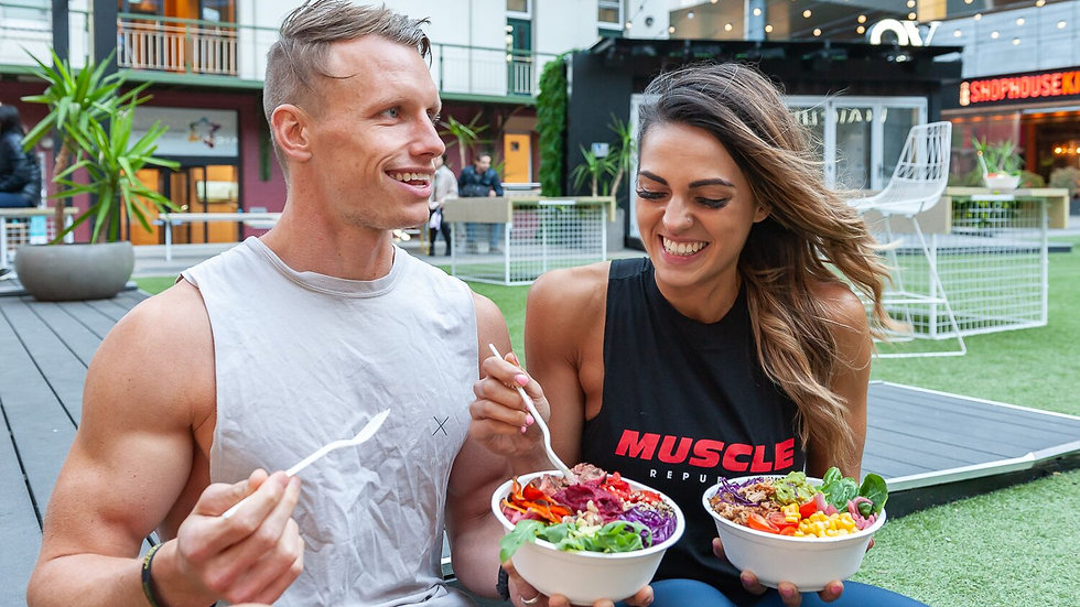 Weight Loss Personalised Meal Plan