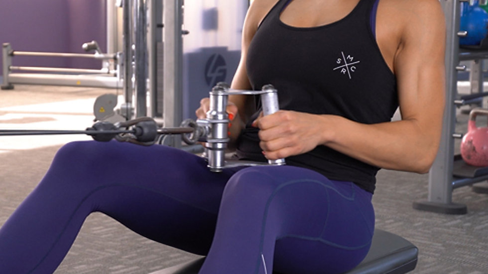 Female 8 Week Strength Training Blitz