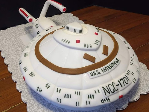 Fondant Cakes/3D Sculpted Cakes