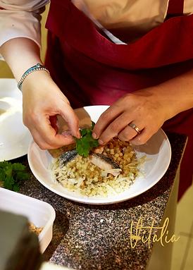 Ristorante Sandalia Cucina Di Pesce Roma