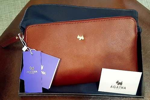 AGATHA clutch bag