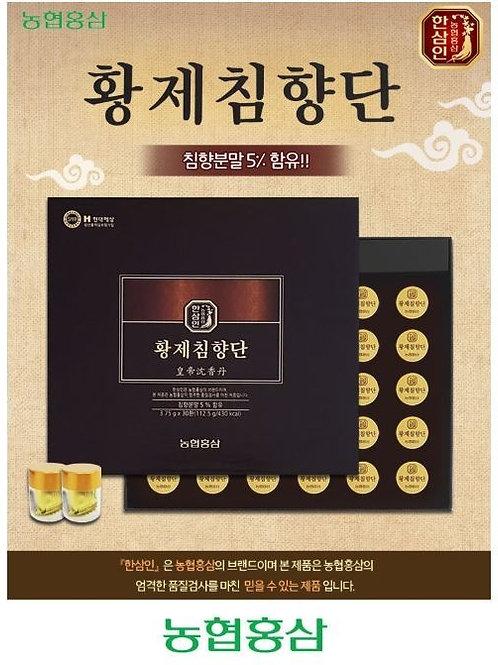 Nonghyup Hongsam Hwangje Chim Hyang Dang 30pcs