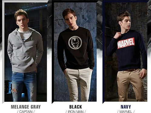 Marvel long sleeves T shirt set