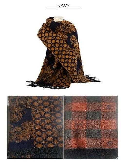 Daks shawl muffler