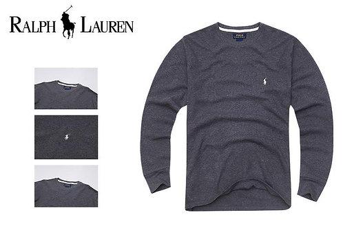Ralph Lauren polo waffle long sleeve T shirt
