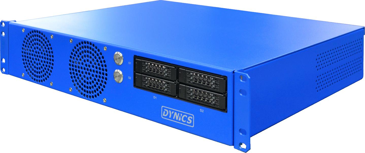 DXD 2U Rackmount Series