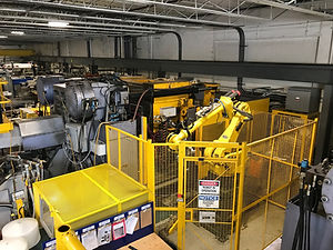 OCHP Factory in Kitchener with Robot.JPG