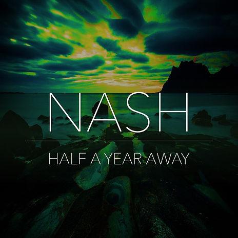 HALF A YEAR AWAY - Single Cover.jpg