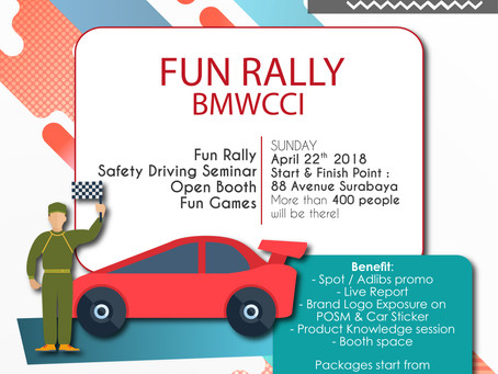 FUN RALLY WITH BMWCCI
