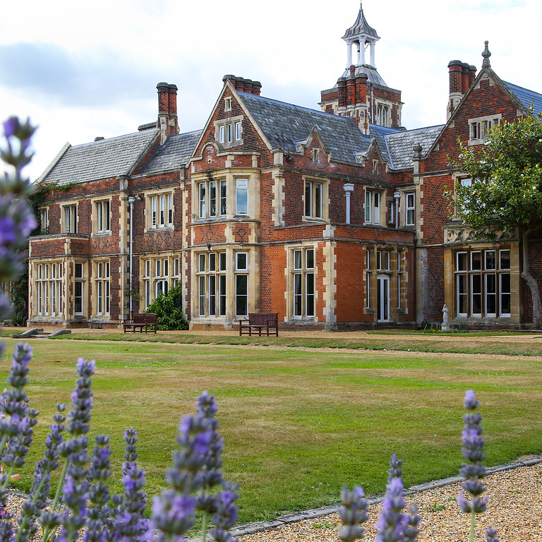 Residential Seminar at High Leigh Conference Centre, Hertfordshire.