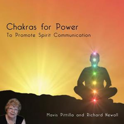 Chakras for Power
