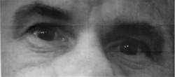 Chris - inkjet photoprint on canvas, 2021