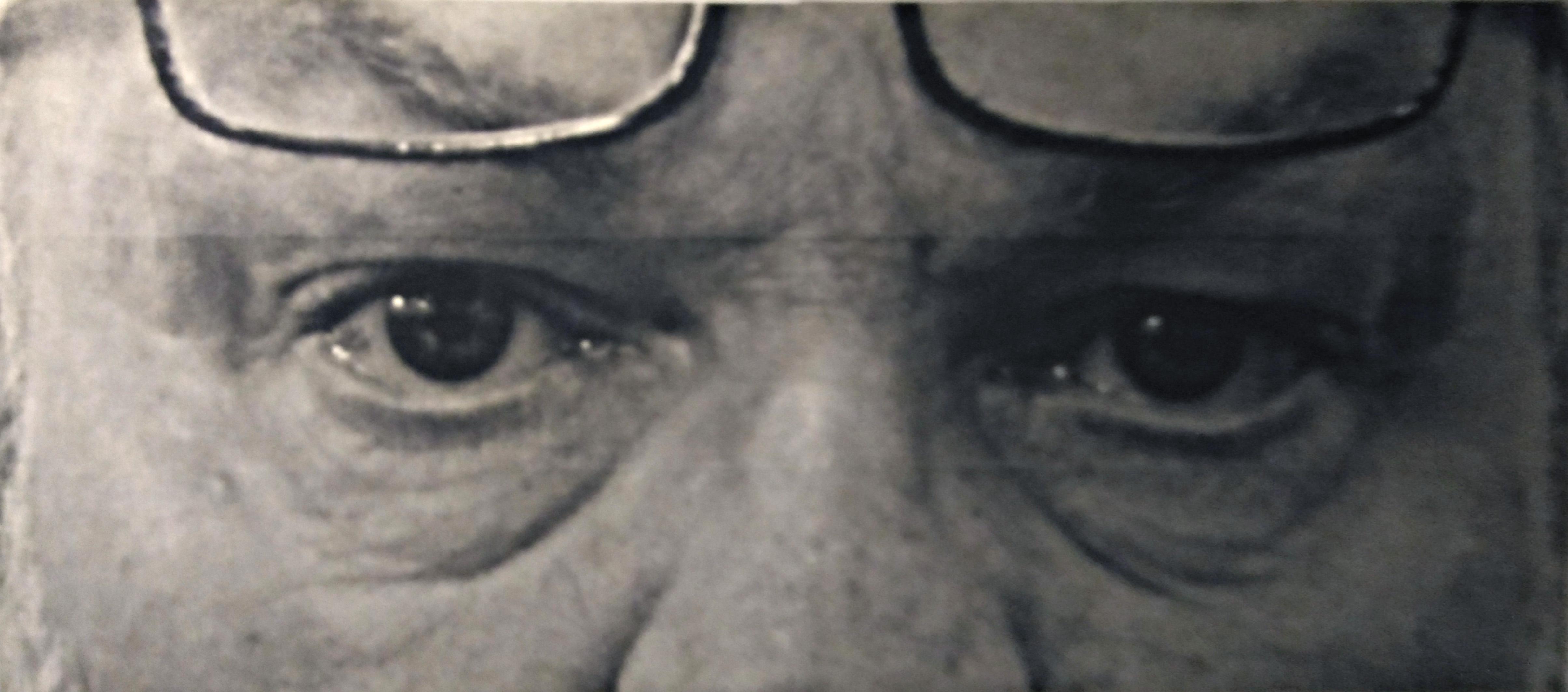 Andrew, photo-print on canvas, 170cm x 75cm, 2019