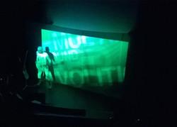 Corruption to Redemption, video performance work, 2017