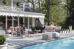 poolside living