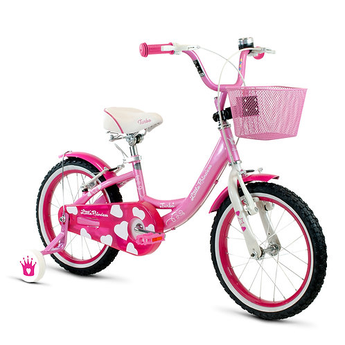 Bicicleta Turbo Little Princess R16