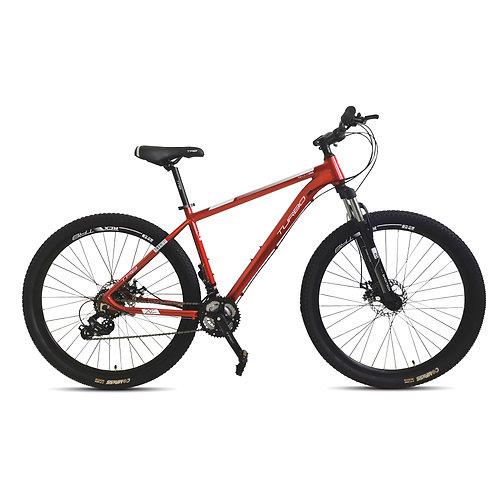 Bicicleta Turbo TX 9.1 Rojo Metálico Talla L