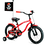 "Thumbnail: Bicicleta Turbo Bucanero Rodada 16"" / 1 Vel."