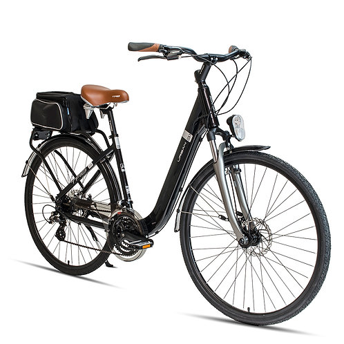 Bicicleta Turbo Urban 3.1 Negro