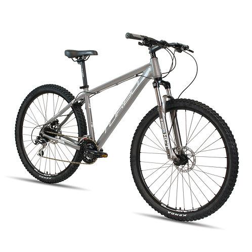 Bicicleta Turbo TX 9.3 gris brillante