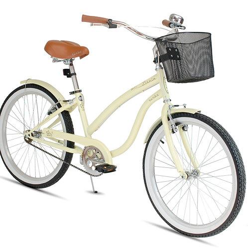 Bicicleta Turbo Zinnia Marfil