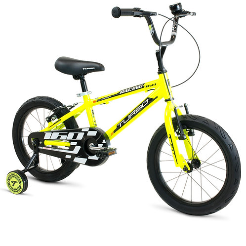 Bicicleta Turbo Racing Aluminio R16
