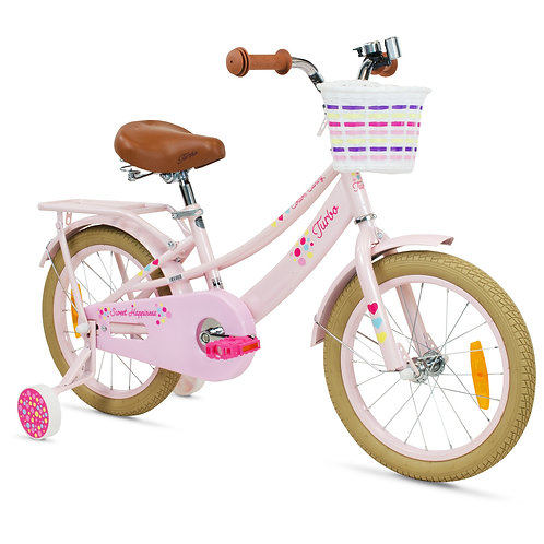 Bicicleta Turbo Cotton Candy R16