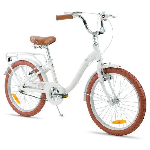 Bicicleta Turbo Bellissima R20 Aluminio