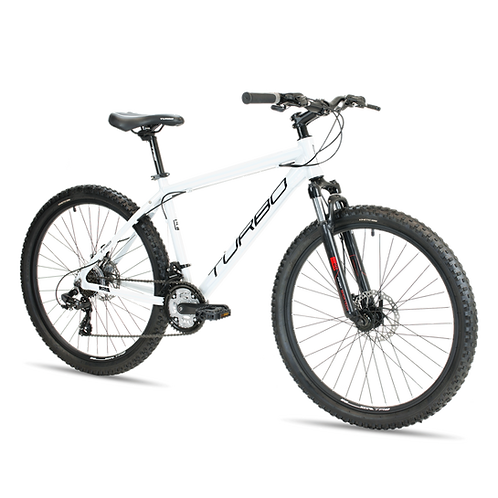 Bicicleta Turbo TX 6.1 Blanco