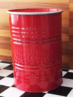 Tambor vermelho