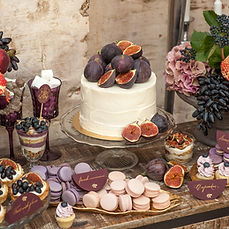 Hochzeitstorte und Candybar Hochzeitsplaner Rieke Richter Weddings