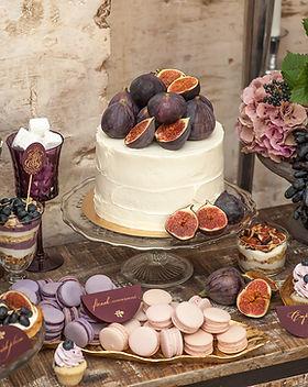 Lila Themed Hochzeit