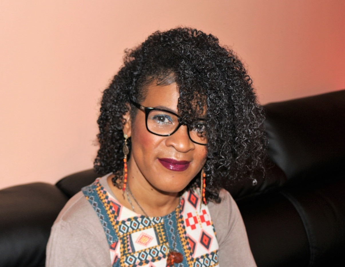 cheveux bouclés crépus Haïti Afro