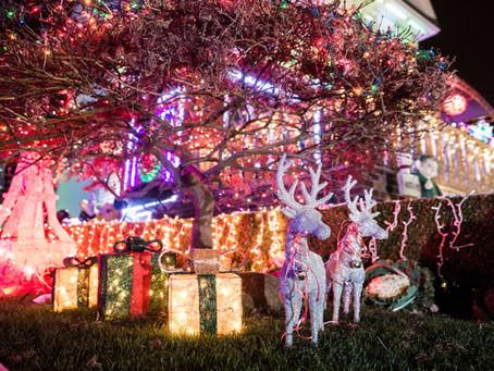 La magia del Natale a Dyker Heights