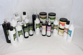 Produits capillaires enfants naturels _
