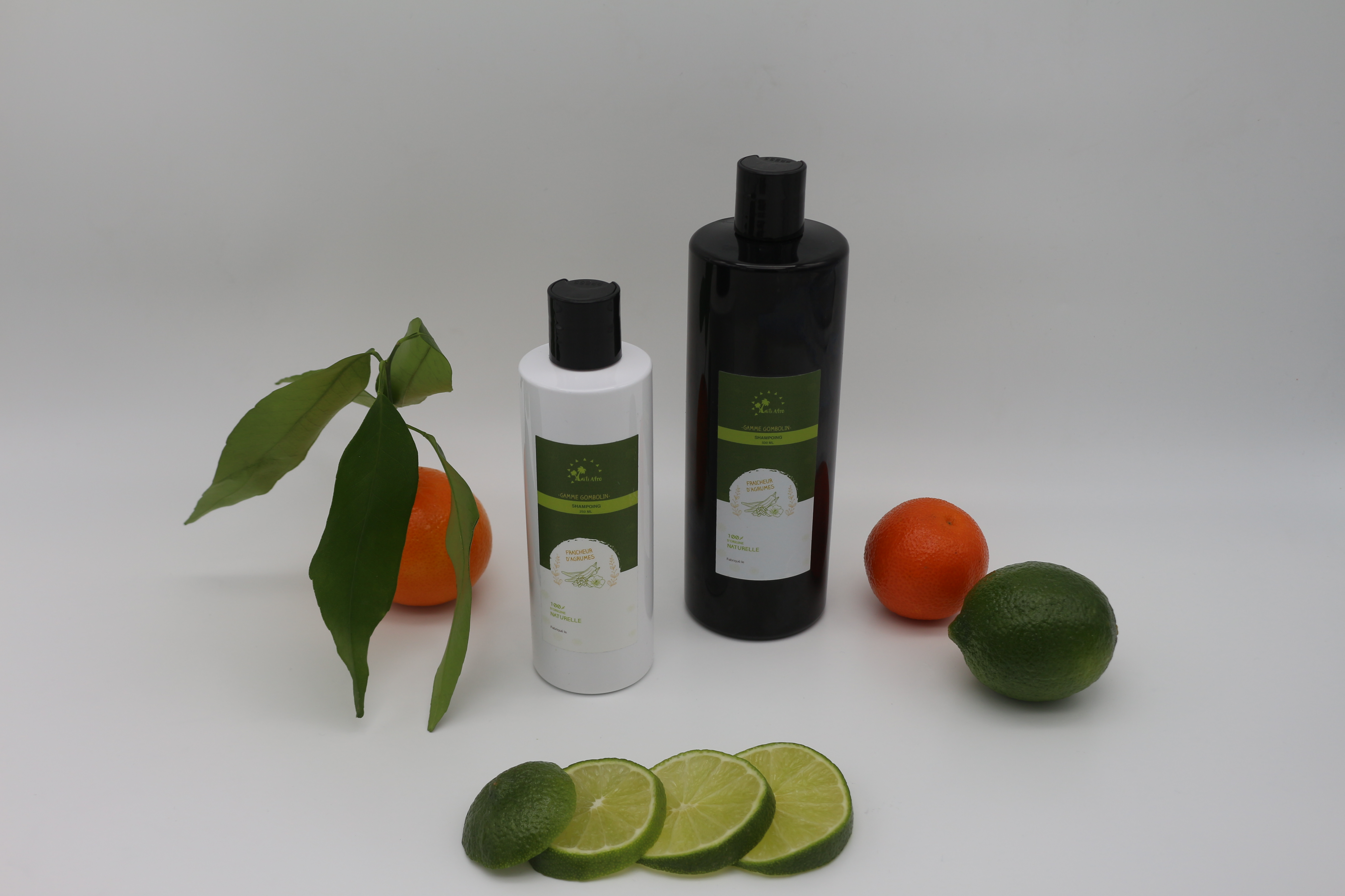 FRAÏCHEUR D'AGRUMES | Shampoing