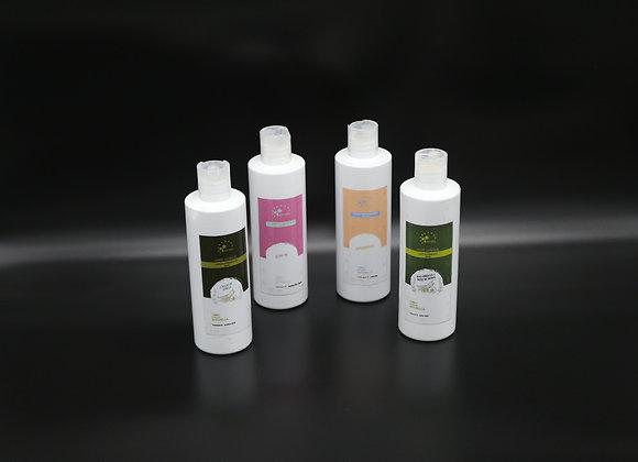 4 lotions hydratantes