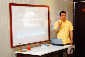 III Campamento misionero