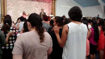 Cultos de bendición en California