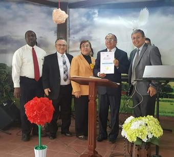 Crece la Iglesia Wesleyana en Bolivia