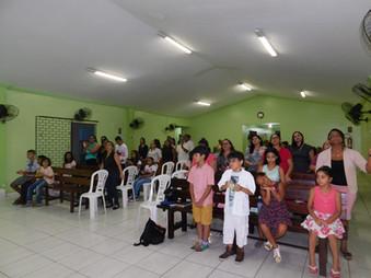 IGLESIA WESLEYANA EN FORTALEZA, BRASIL
