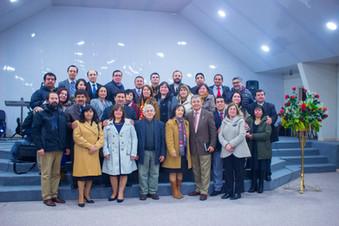Convocatoria de Pastores de la Iglesia Wesleyana de Chile