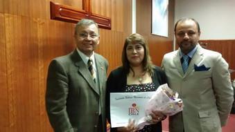 Graduación Instituto Bíblico Nacional Osorno