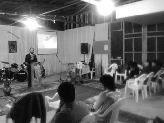 Visita ministerial a Chihuimpilli