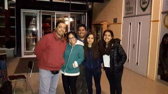 Reunión de trabajo Valdivia
