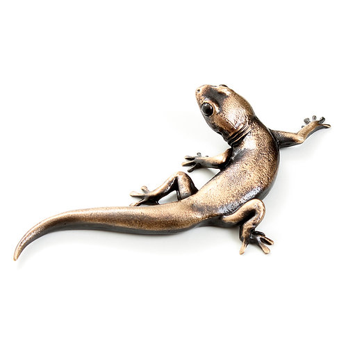 gecko - size 5 - bronze - ORDERS TAKEN
